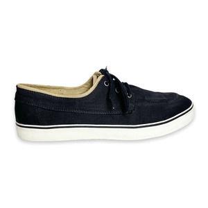 Men's Gap Black Ankle Low Top Sneakers Size 11